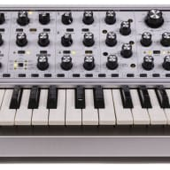 Moog Subsequent 37 CV Analog Paraphonic Duophonic Monophonic Synthesizer MIDI Control Voltage Gate