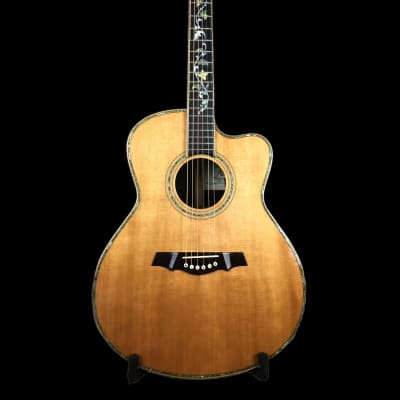 Novaes  Grand Cathedral 2015 All Solid Imperial Brazilian Rosewood better than Taylor Martin Gibson for sale