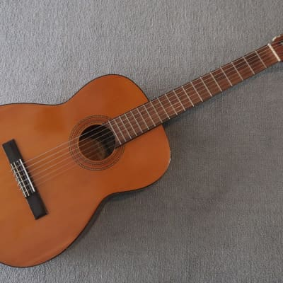 Vintage 1970s Francisco Brand Classical Acoustic Guitar Clean Perfect For Students Well Made! for sale