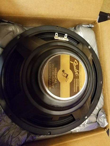Fender Champ Speaker