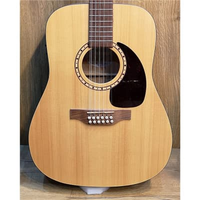 Simon & Patrick SP12 A3T Spruce Electro 12 String Acoustic, Natural, Second-Hand for sale