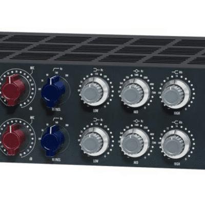 Warm Audio Dual Channel British Mic Preamp & Equalizer - WA273-EQ