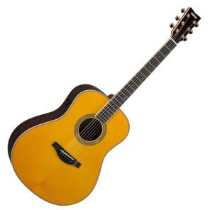 Yamaha LL-TA VT TransAcoustic Self-Amplfying Acoustic/Electric Guitar Natural