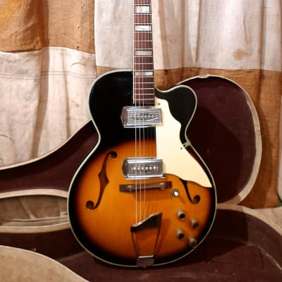 Old Kraftsman Swingmaster K672 1960 Sunburst