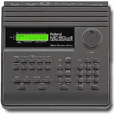 Roland MC-50 MkII MicroComposer