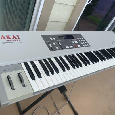 Akai AX 73 Rare Vintage 80s Analog VCO Poly Synth NEAR MINT! AX73 Juno Matrix
