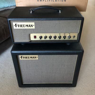 Friedman Runt 20 watt Head and 1x12 cab for sale