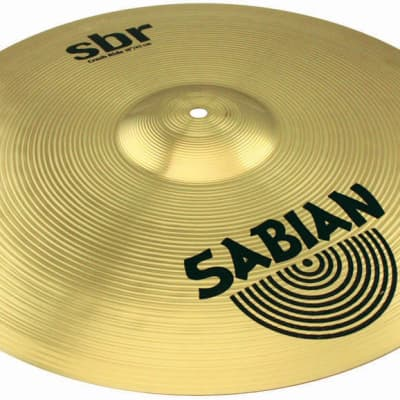 Sabian SBR Crash-Ride Cymbal 18""