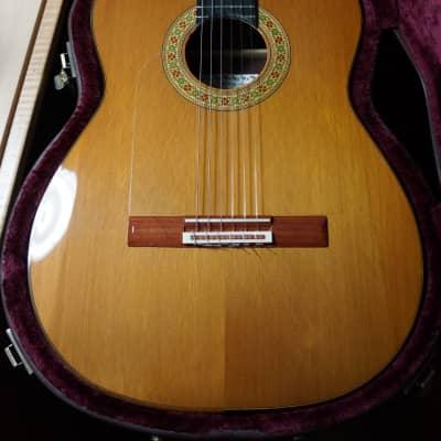 Graciliano Perez Flamenco Negra Guitar for sale