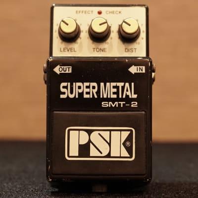PSK SMT-2 Super Metal Rare!   Camp with W460   Reverb