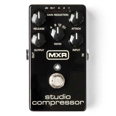 MXR MXR M76 Studio Compressor Guitar Effects Pedal for sale