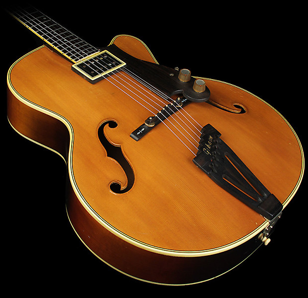 gibson parts guitar 1942 cremona body archtop electric guitar reverb. Black Bedroom Furniture Sets. Home Design Ideas