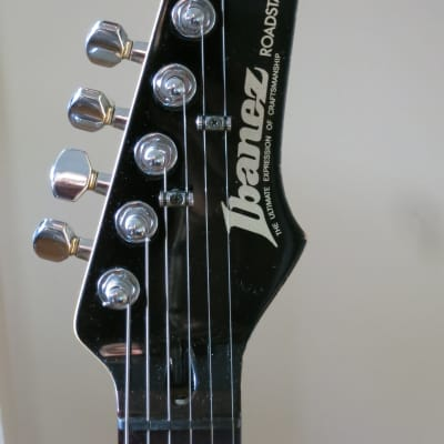 Ibanez Roadstar II RG135 1986 Black for sale