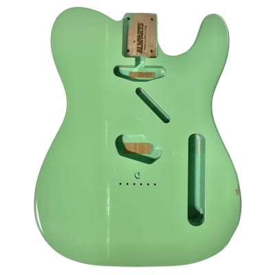Allparts TBF-SFG Seafom Green Replacement Body for Telecaster®  Seafom Green
