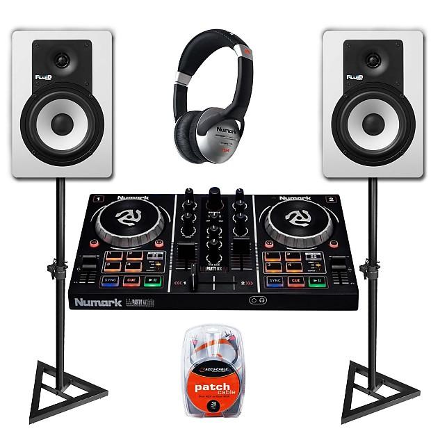 Numark Party Mix Virtual DJ LE Controller + 5