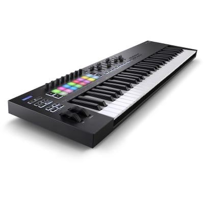 Novation Launchkey 61 MK3 USB MIDI Keyboard Controller (61-Key)