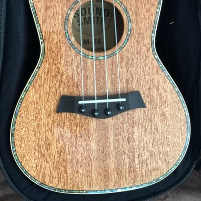 Sound Smith M24 Solid Mahogany Concert Ukulele for sale