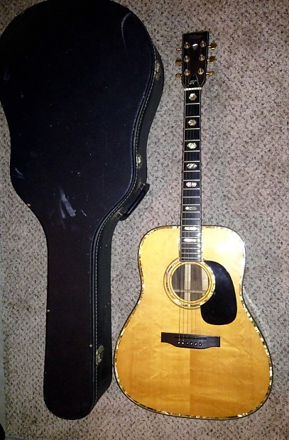 Vintage 1970 S Hoyer Acoustic Guitar Made In Germany Reverb