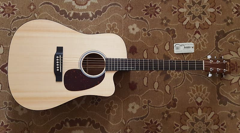 Devoted C.f Acoustic Electric Guitars Martin Dcpa4 Acoustic Guitar With Electronics Guitars & Basses