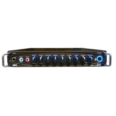 Gallien-Krueger MB Fusion 800 Light Weight 800W Bass Head for sale