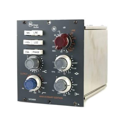 Heritage Audio 1073/500 Mic Pre #1505285