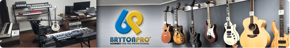 BRYTON PRO SOUND