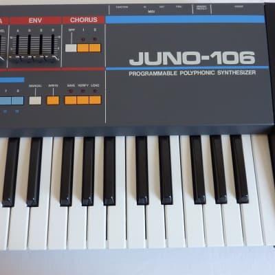 Roland Juno 106 - serviced - excellent condition
