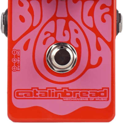 Catalinbread Bicycle Delay Guitar Effect Pedal for sale