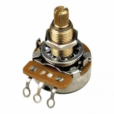 Gibson  PPAT-510 500k Ohm Audio Taper Potentiometer - Short Shaft