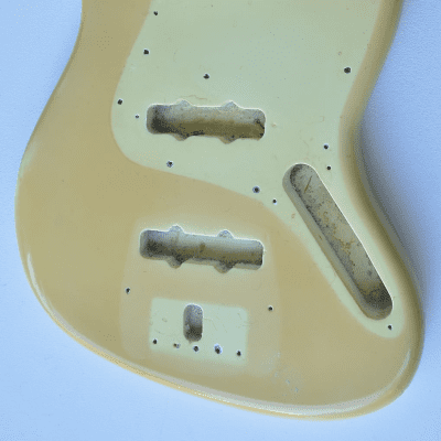 Fender Jazz Bass 3-Bolt Body 1974 - 1983