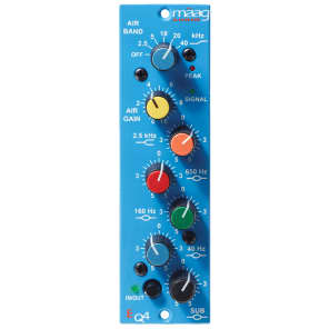 Maag Audio EQ4 500 Series Equalizer Module