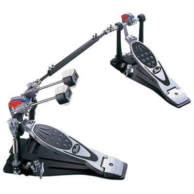 Pearl P2002CL PowerShifter Eliminator Chain-Drive Double Bass Drum Pedal (Left-Footed)