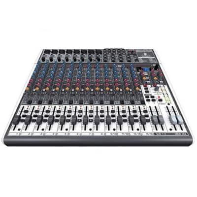 Behringer XENYX X2222USB 22 Channel USB Mixer (Used/Mint)