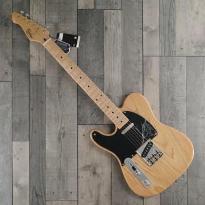 Revelation RTE 54 'Left Handed' Electric Guitar, Natural for sale