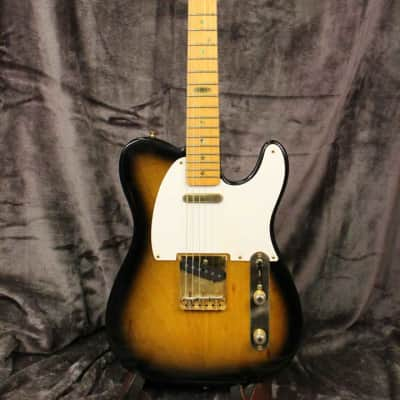 Fender Collectors Edition Telecaster Sunburst 1998 for sale