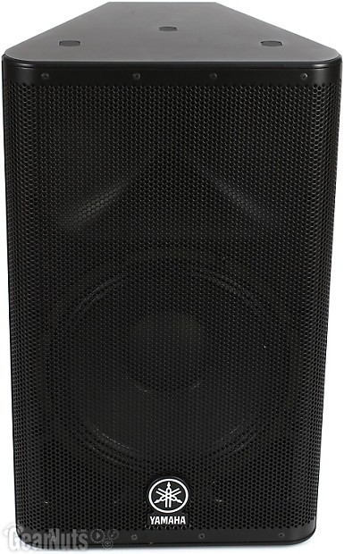 yamaha dxr12 1100w 12 powered speaker gearnuts reverb. Black Bedroom Furniture Sets. Home Design Ideas
