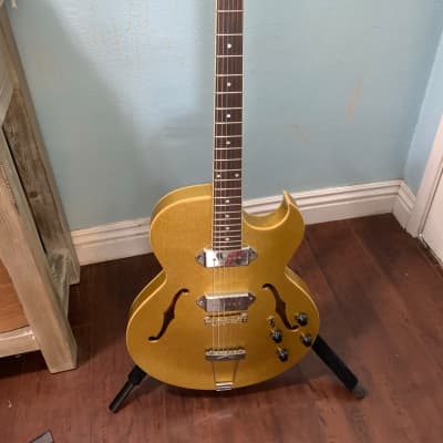 Epiphone Sorrento 1990s Gold sparkle for sale
