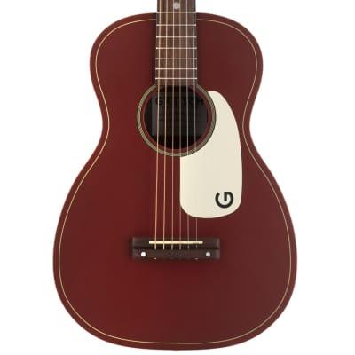 Gretsch G9500 Limited Edition Jim Dandy Walnut Fingerboard Oxblood Acoustic Guitar
