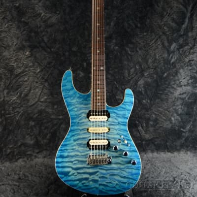 FREEDOM CUSTOM GUITAR RESEARCH Hydra 2Point -SER- for sale