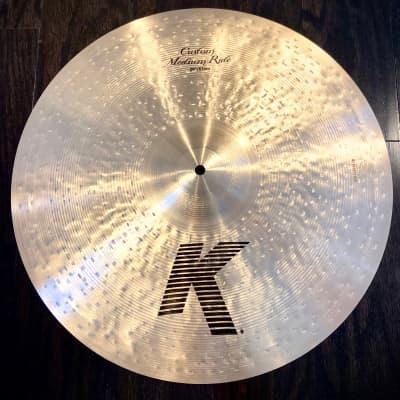"Zildjian 20"" K Custom Medium Ride Cymbal (NEW Open Box Item)"