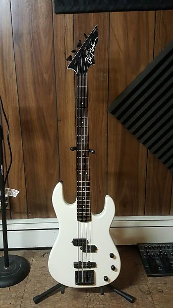 Platinum bass series rich bc Dean Thoroughbred