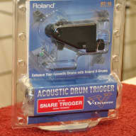 RT-10S Acoustic Drum Snare Drum Dual Trigger RT10-S / RT10 S - Made In Japan MIJ - New & Free Ship