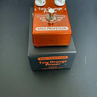 Mad Professor Tiny Orange Phaser Pedal for sale