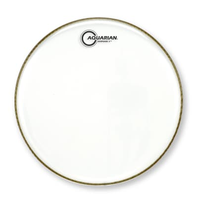 "Aquarian 13"" Response 2 Clear Drum Head"