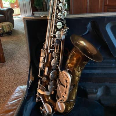 Julius Keilwerth SX90R Series Model JK2400-8V-0 Vintage Alto Saxophone