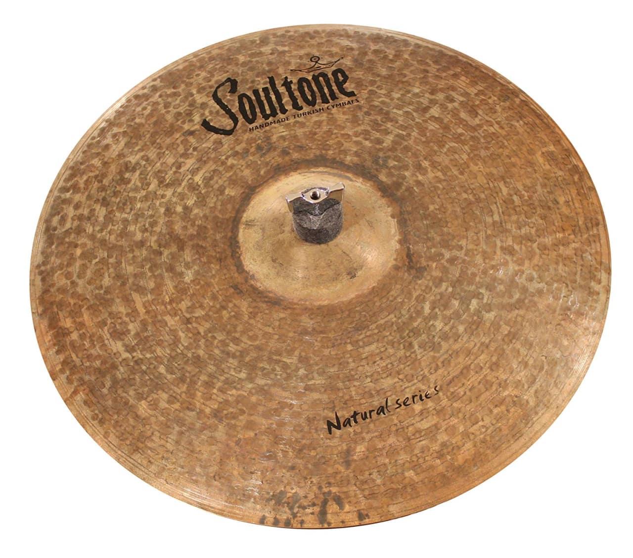 soultone natural 21 ride cymbals authorized dealer reverb. Black Bedroom Furniture Sets. Home Design Ideas