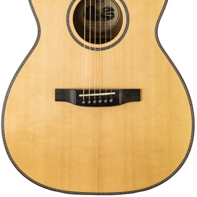Brook Lamorna Guitar OM Sitka Spruce/Mahogany for sale