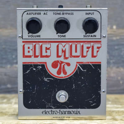 electro harmonix big muff pi v5 op amp tone bypass reverb. Black Bedroom Furniture Sets. Home Design Ideas