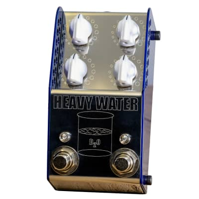 Thorpy FX Heavy Water High Headroom Dual Boost Guitar Pedal for sale