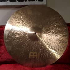 "Meinl 24"" Byzance Prototype Ride Traditional"